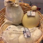 Cesto natalizio con Caciocavallo e prodotti tipici